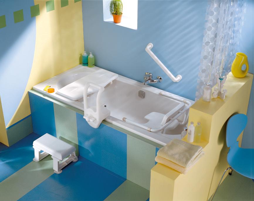 Conseil pour am nager sa salle de bain en toute s curit - Securite salle de bain ...