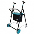 ROLLATOR 2 ROUES AIR-ON PLUS TURQUOISE